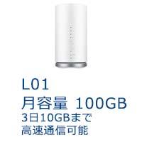 ポケットwifiL01ご案内画像,レンタルwifi,月容量100GB