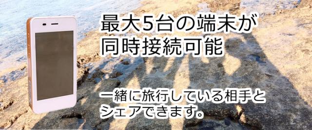 グローカルミー,glocalme,海外プラン,レンタルwifi,1gb