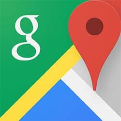 ポケットwifiレンタル1GBでできることGooglemap